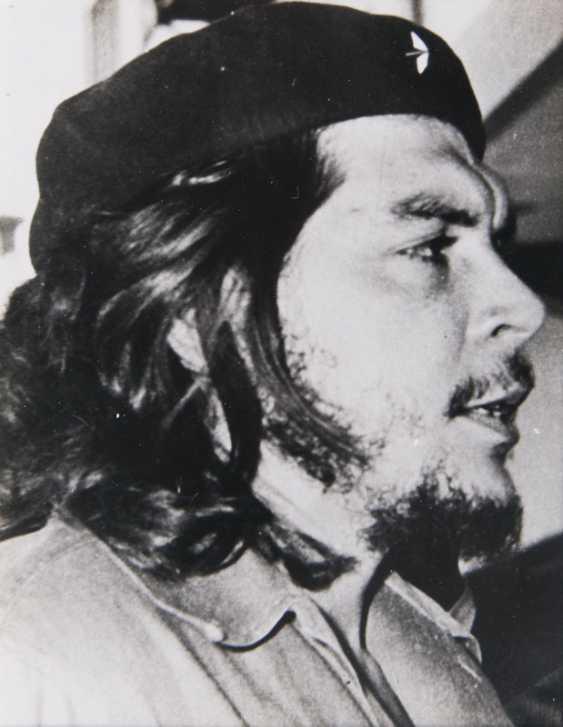 Che Guevara mit Barett. Alberto Korda - photo 1