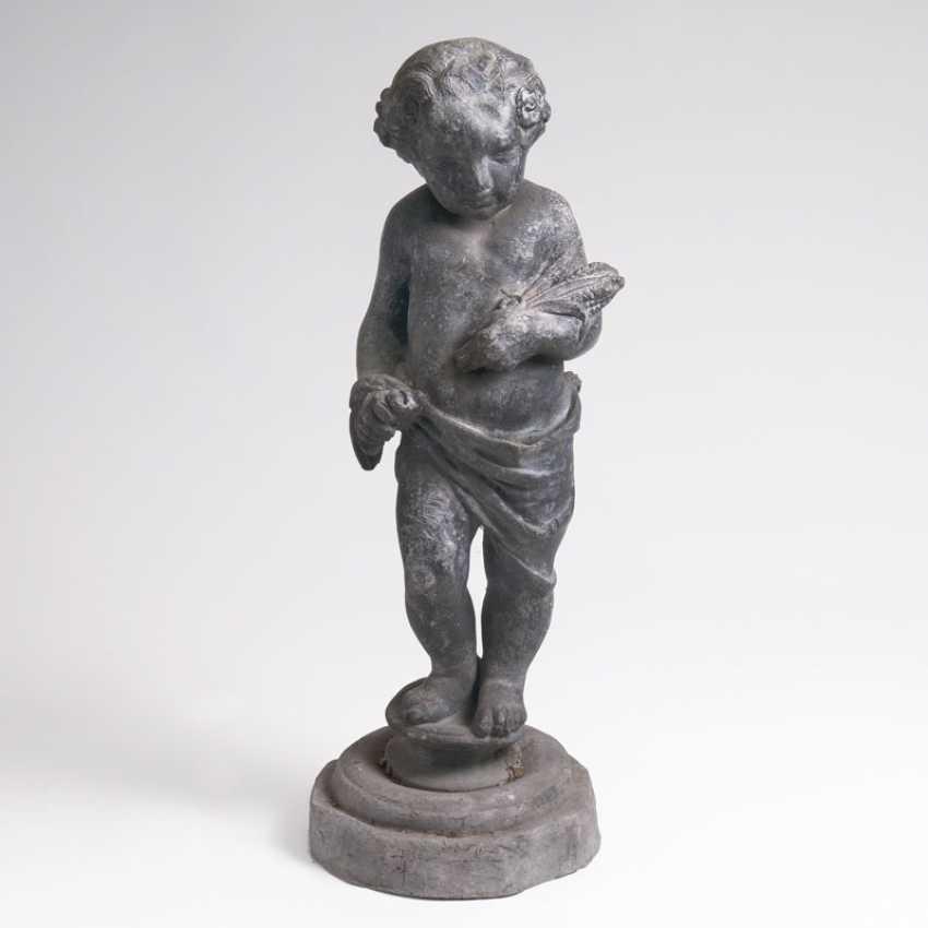 Skulptur 'Putto als Sommer' - photo 1