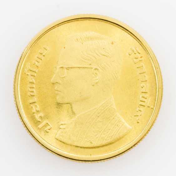 Thailand/ GOLD - 5000 Baht 1977, Rama IX. (Bhumipol)
