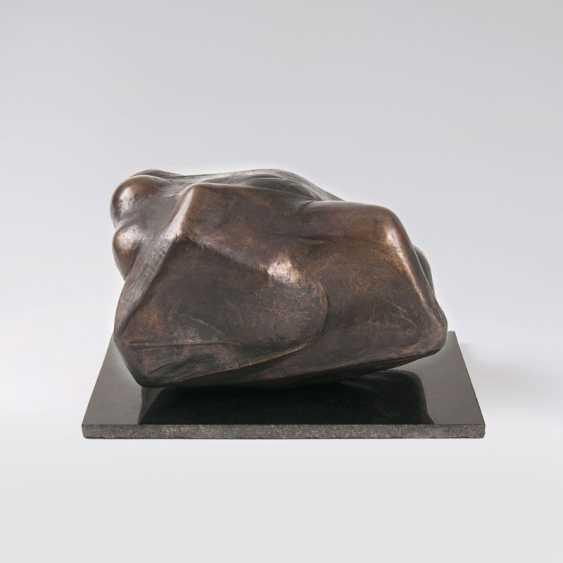 Bronze Sculpture, 'Cloud Nine'. Rolf Kuhrt - photo 1