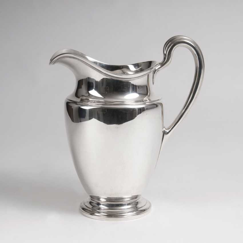 Elegant water pitcher Tiffany & co., gegründet1853 in New York - photo 1