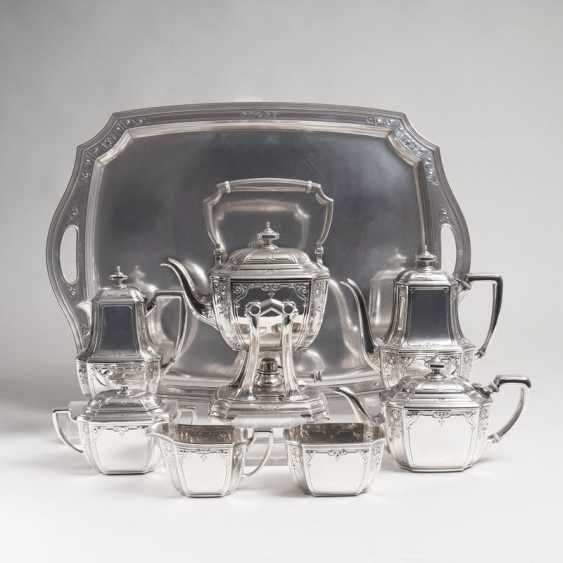Extraordinary coffee and tea service for Tiffany & co., gegründet1853 in New York - photo 1