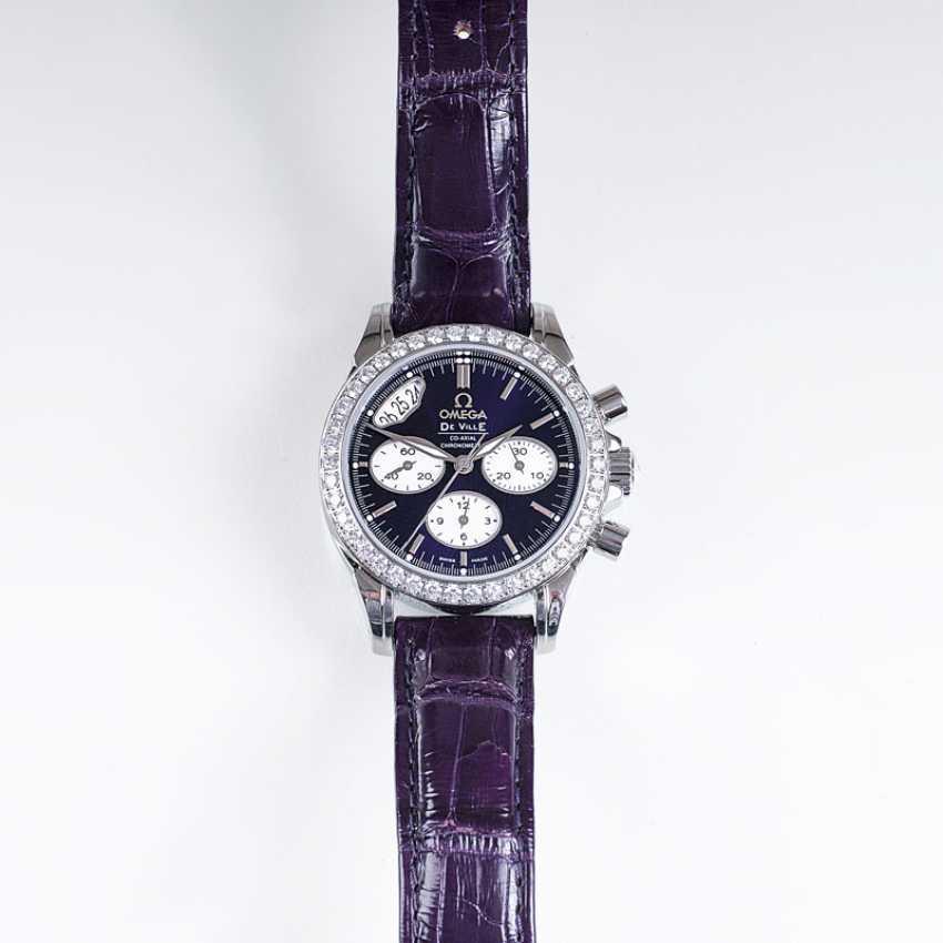 Watch De Ville Co-Axial', gegründet1848 in La Chaux-de-Fonds - photo 1