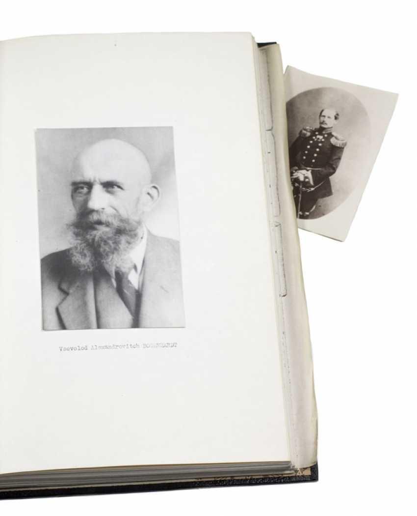 BOGENHARDT Vsévolod Alexandrovitch (1892-1961). - photo 1
