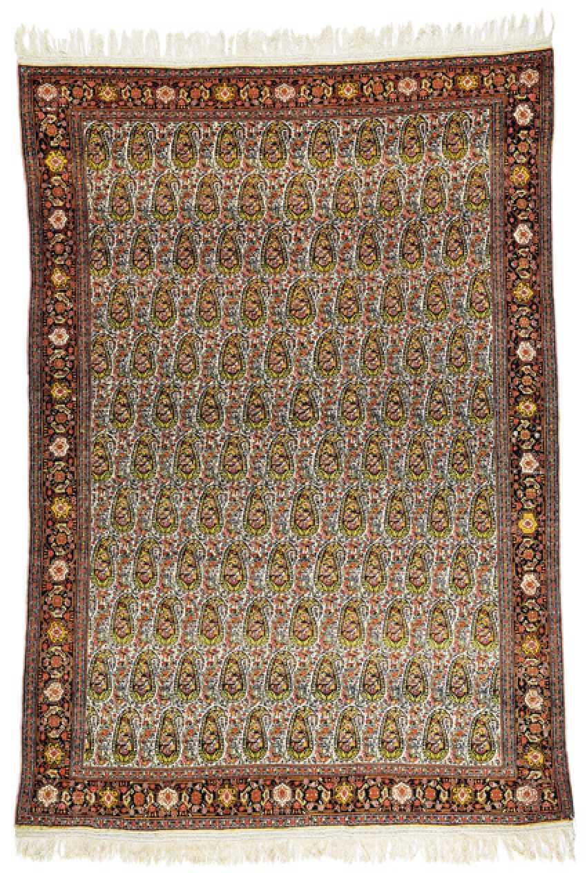 Fine antique Senneh silk games - photo 1