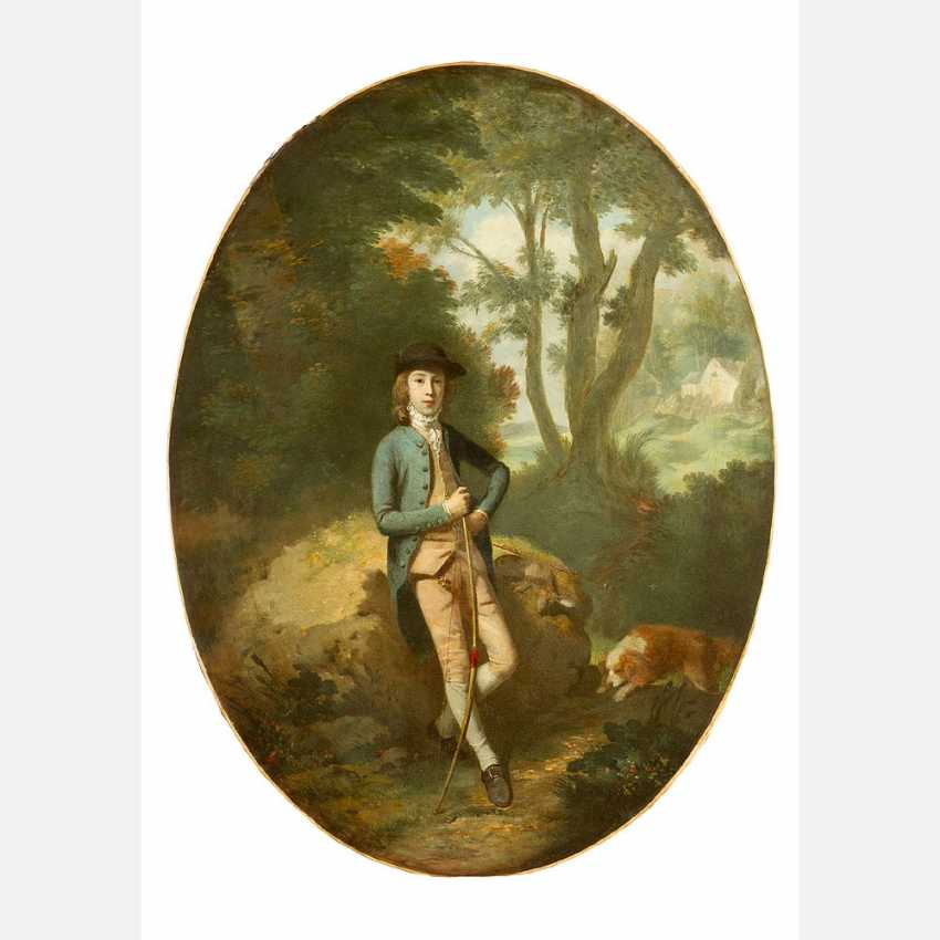 Thomas Gainsborough (1727-1788)-attributed