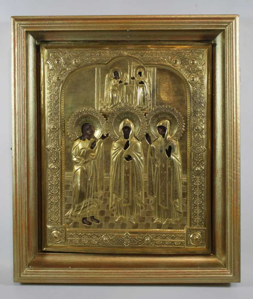 """Annunciation to Mary"" with selected saints - photo 1"