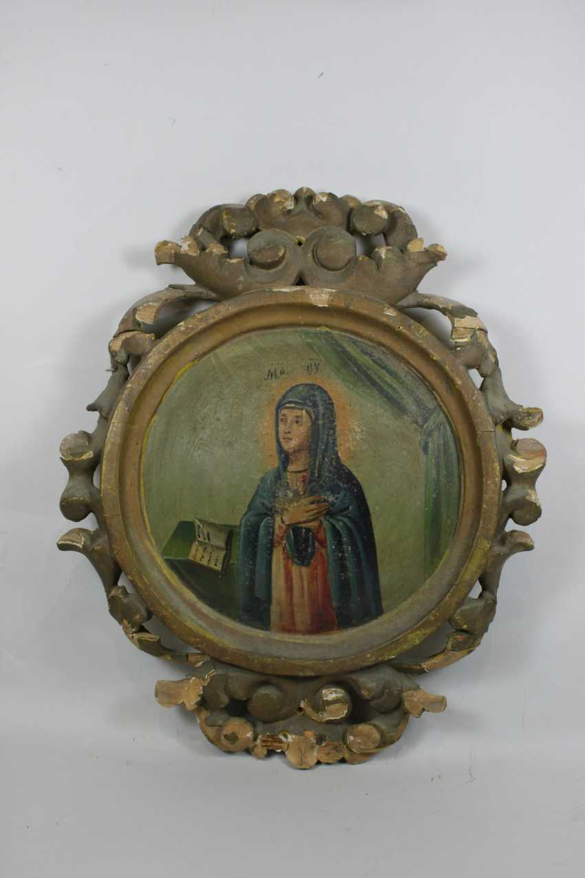Mary from the Annunciation - photo 1
