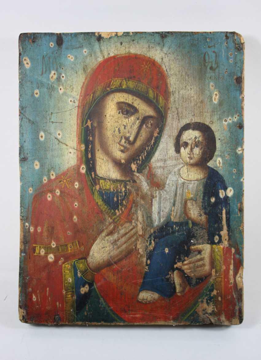Mother Of God Hodegetria - photo 1