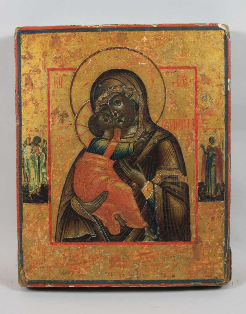 Mother of God of Vladimir - photo 1