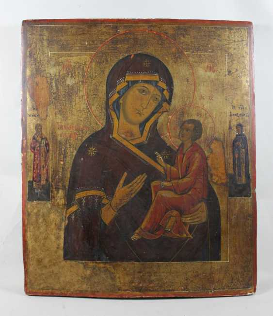 Mother of God of Tikhvin - photo 1