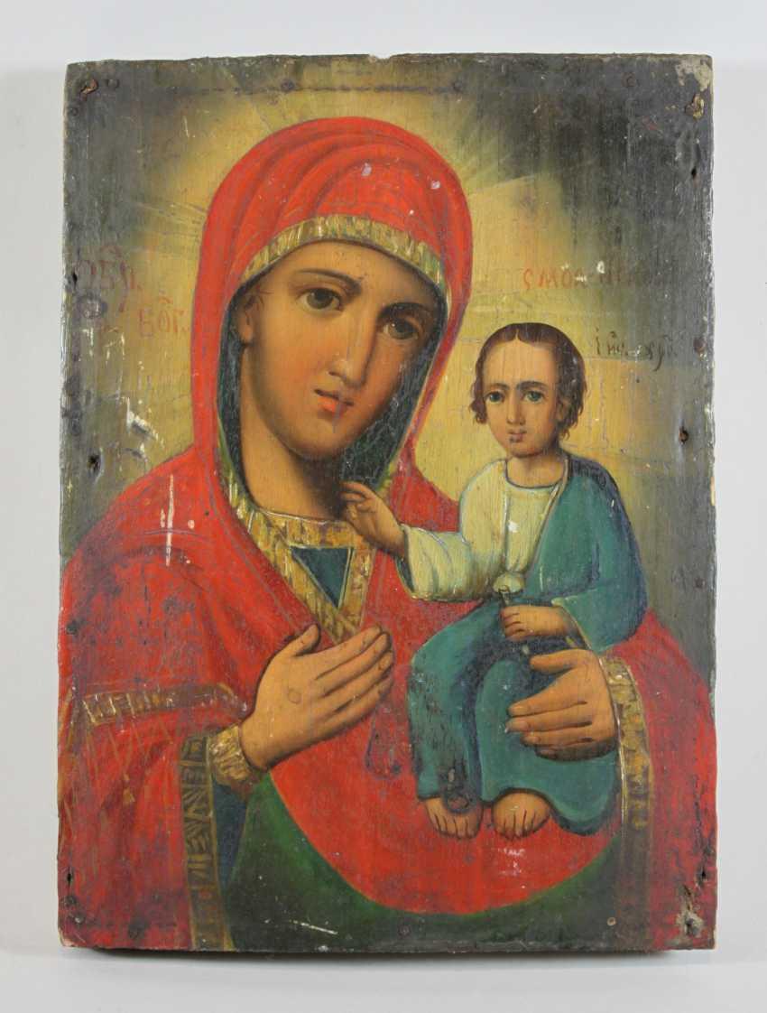 Mother Of God Smolenskaya - photo 1