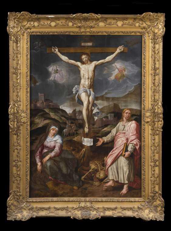 Frans Pourbus (1545 BrüGelbgolde - 1581 Antwerpen) - photo 1