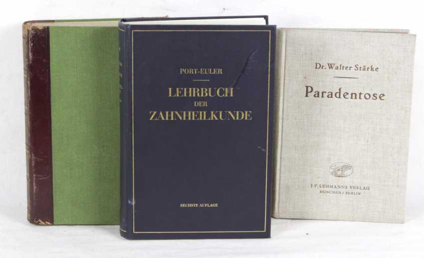 3 Books *Dentistry* - photo 1