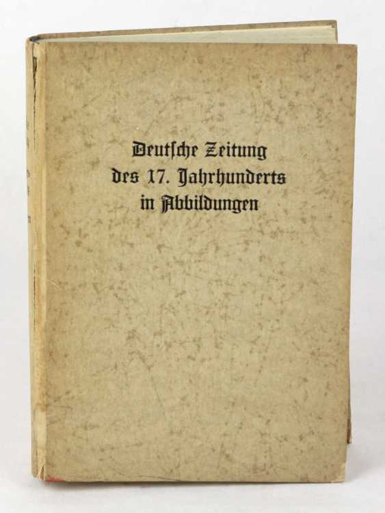 German Newspapers of the 17th century. Century - photo 1