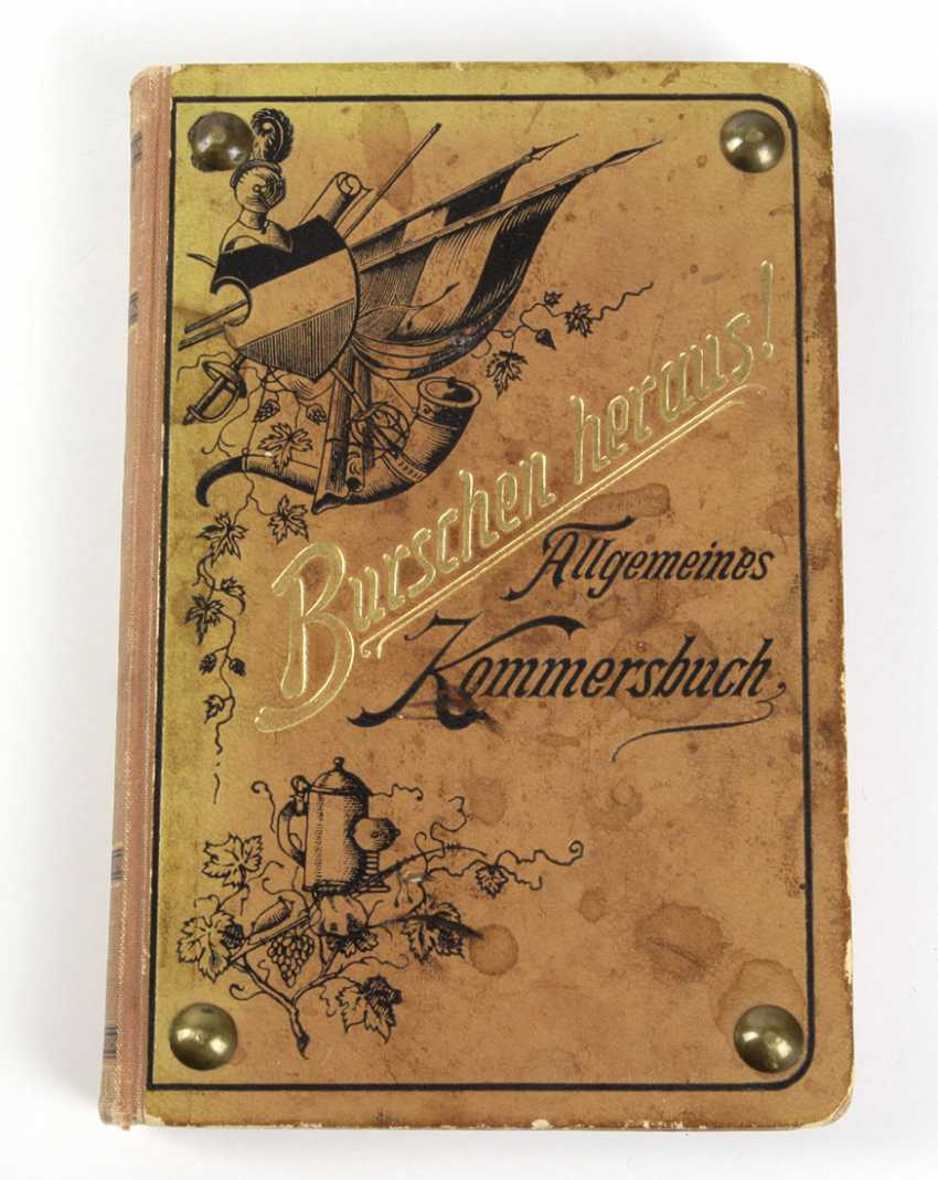 Commercial book of 1900 - photo 1