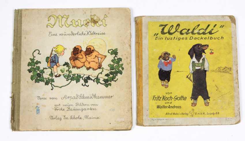2 children's books - photo 1