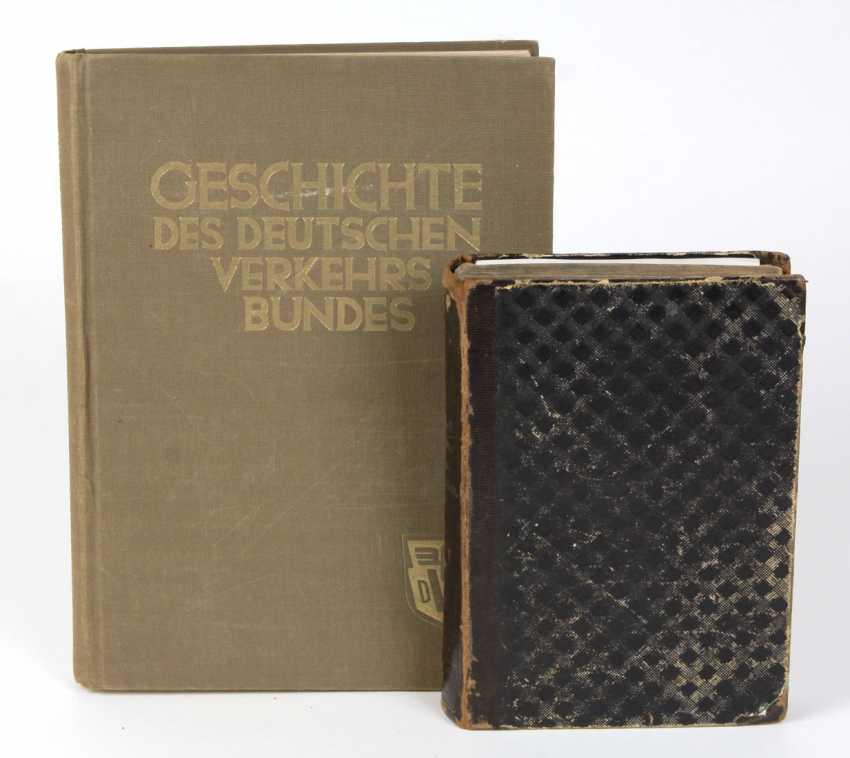 Histoire de l'allemand Verkehrsbundes - photo 1