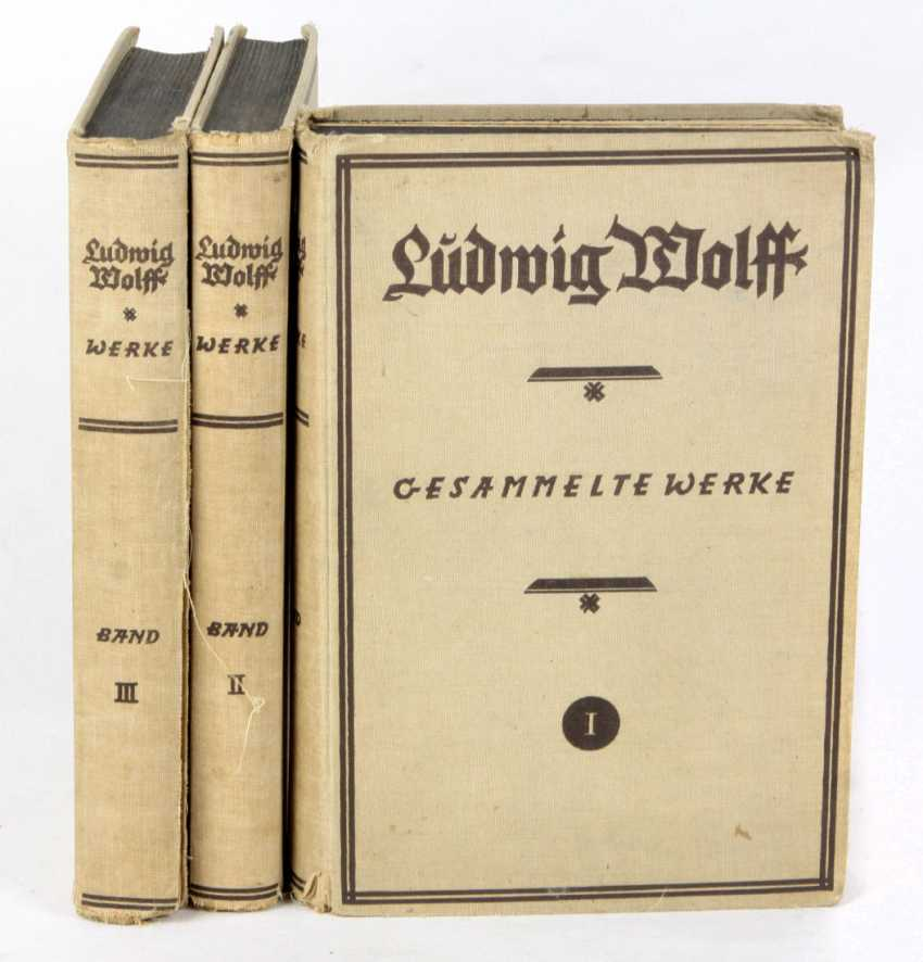 Ludwig Wolff - Collected Works - photo 1