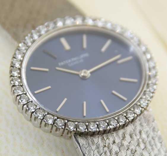 Ladies ' wristwatch, Patek Philippe, 40 diamonds (0.55 ct) - photo 1