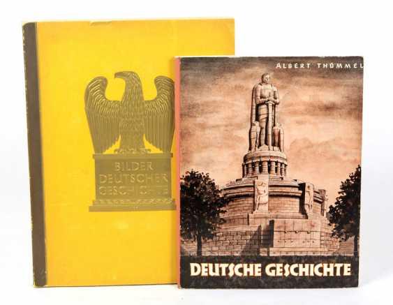2 Scrapbooks *German History* - photo 1