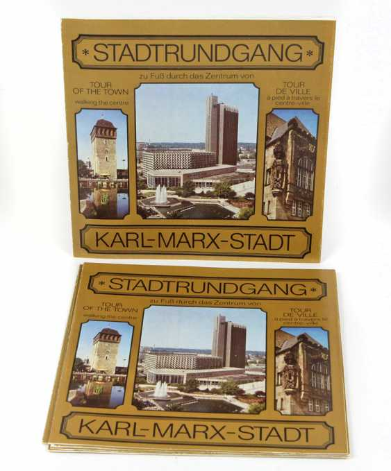 Tour Of The City, Karl - Marx - Stadt - photo 1