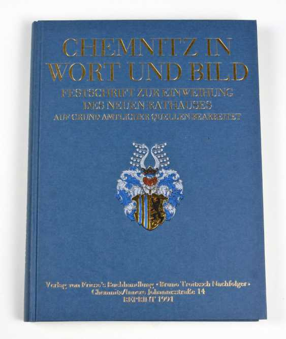 Chemnitz, in word and image - photo 1
