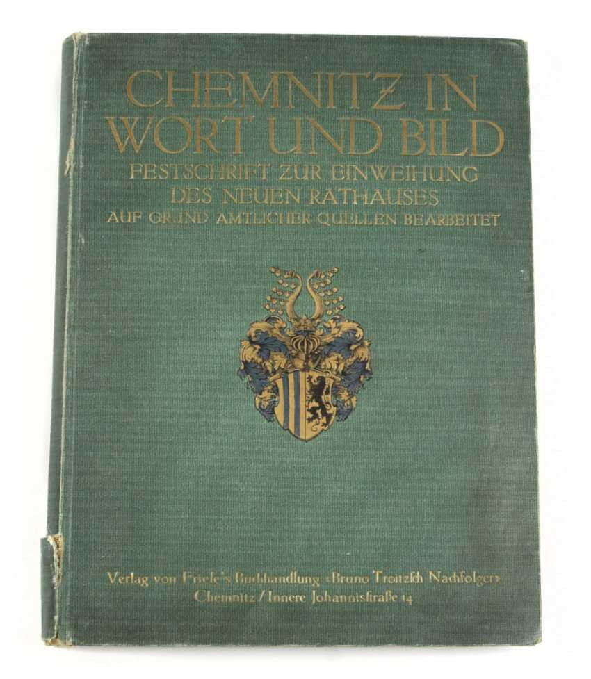 Chemnitz, in word and image - photo 1