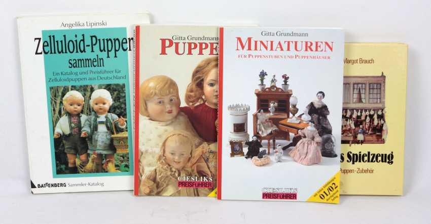 3 doll books - photo 1