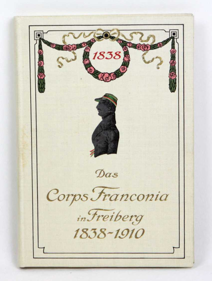 The Corps Franconia - photo 1