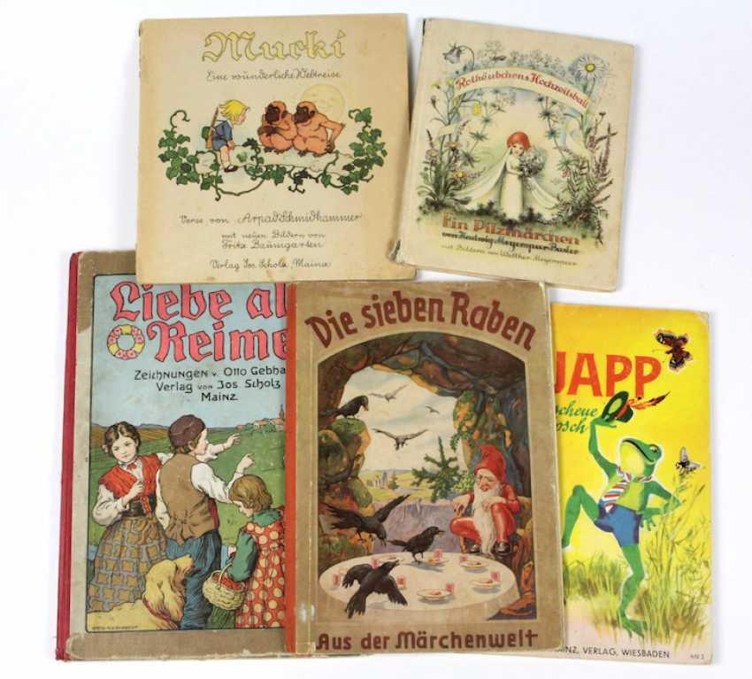 5 children's books - photo 1
