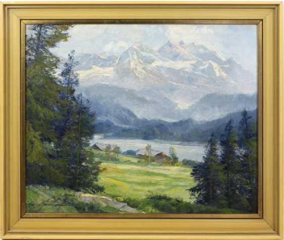 Dachsteingebirge - Münnich, Hans - Foto 1