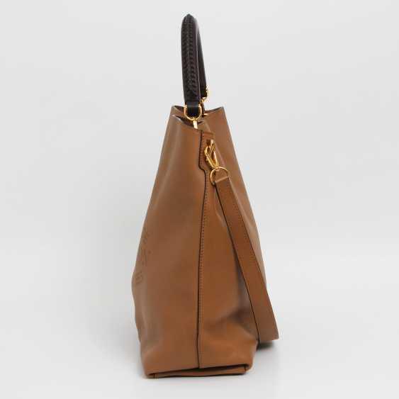 """LOUIS VUITTON elegant shoulder bag """"BAGATELLE"""", collection 2014. - photo 2"""