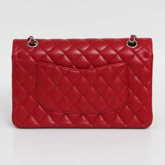 "CHANEL's coveted shoulder bag is a ""CLASSIC DOUBLE FLAP BAG MEDIUM"", - photo 5"
