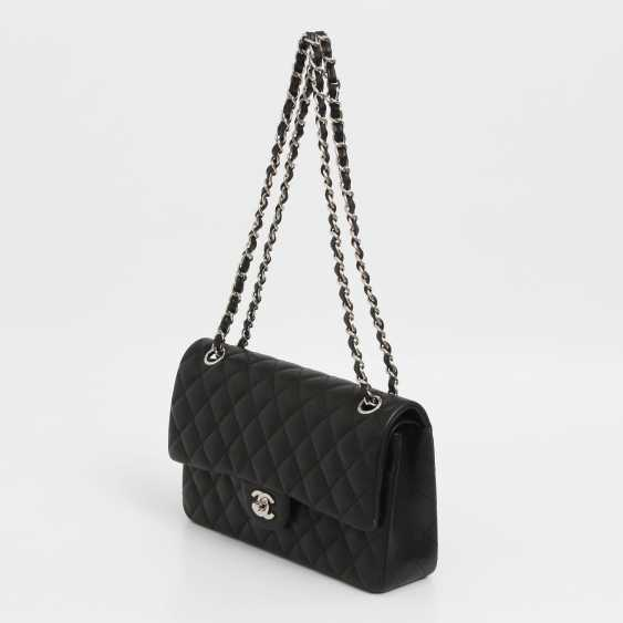 "CHANEL's coveted shoulder bag ""CLASSIC DOUBLE FLAB MEDIUM BAG"" - photo 2"
