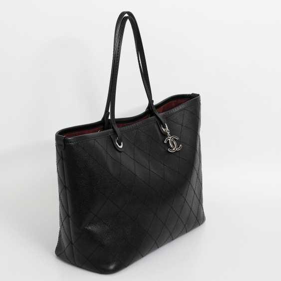 CHANEL noble Shopper, collection 2014-2015. Original price CA.: 2.500,-€. - photo 2