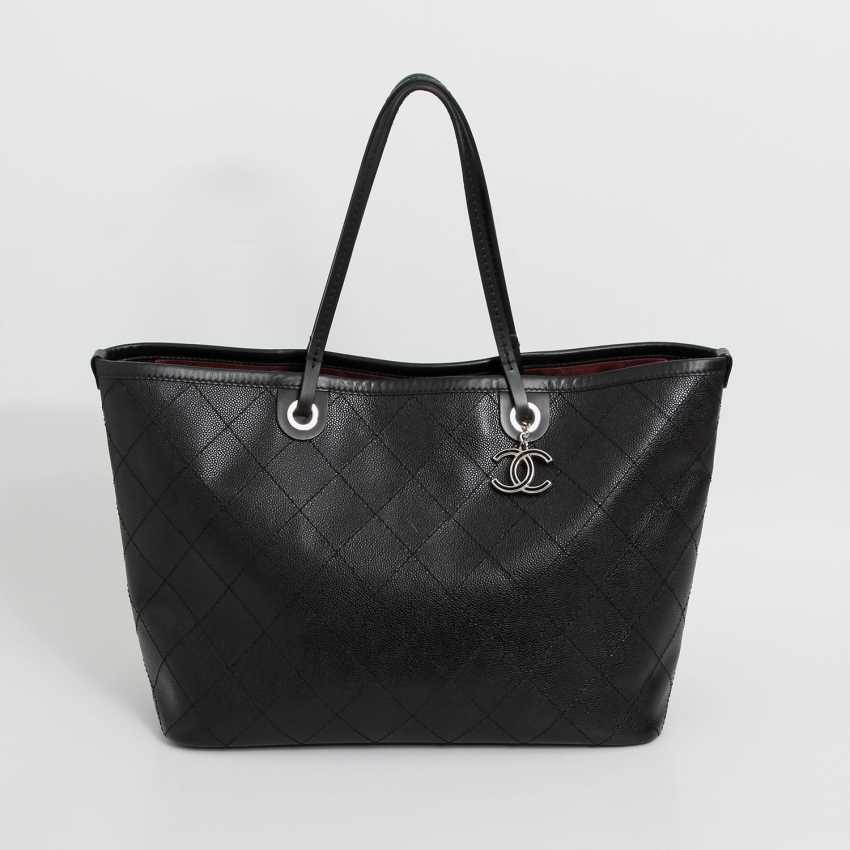CHANEL noble Shopper, collection 2014-2015. Original price CA.: 2.500,-€. - photo 1