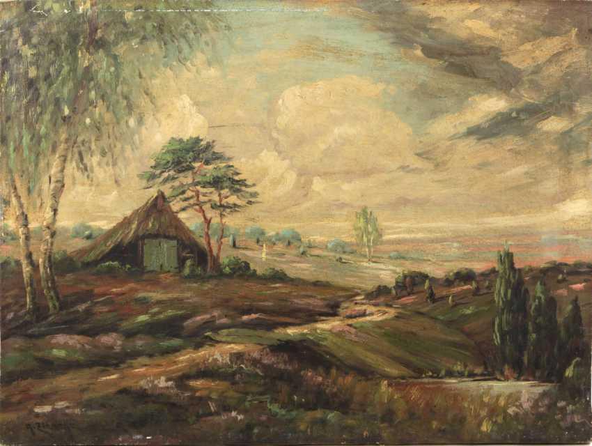 Landscape - Ziegeka, A. - photo 1