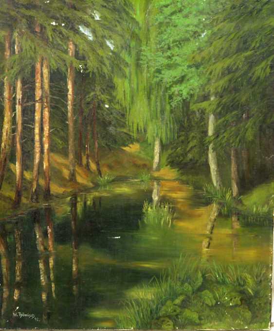 Forest Idyll - Thömisch, W. 1942 - photo 1
