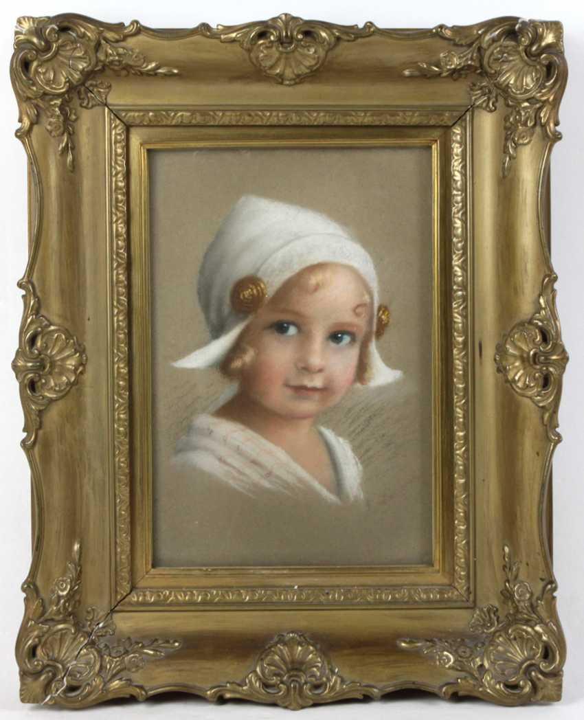 Kinderportrait - Lampe, Amanda - photo 1