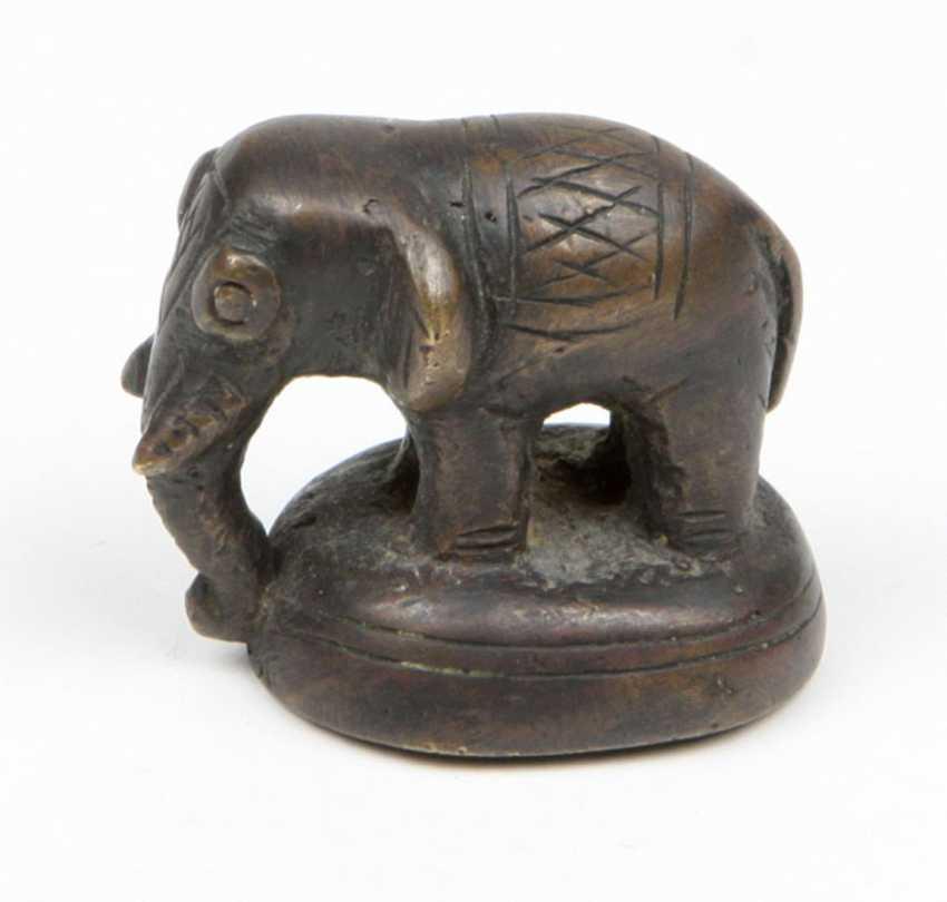 Miniatur Elefant - photo 1