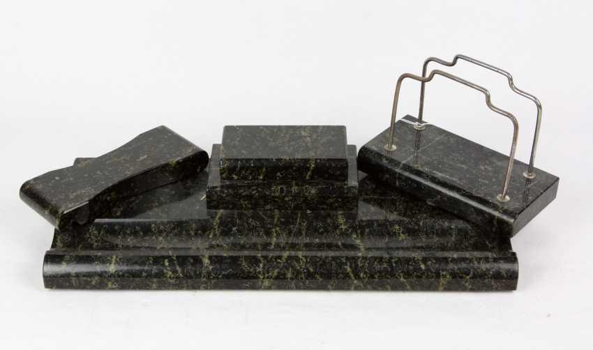 Serpentine Desk Set - photo 1