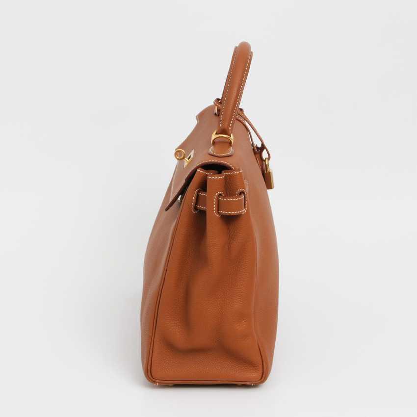 """HERMÈS timeless Henkel/shoulder bag """"RETOURNE KELLY BAG 32"""" - photo 3"""