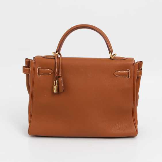 """HERMÈS timeless Henkel/shoulder bag """"RETOURNE KELLY BAG 32"""" - photo 2"""