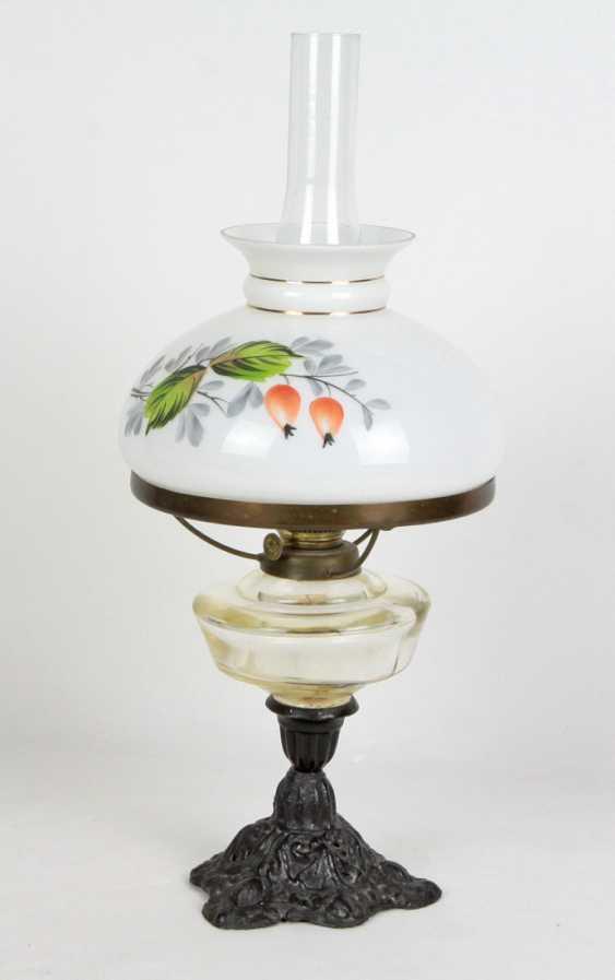Kerosene lamp around 1920 - photo 1