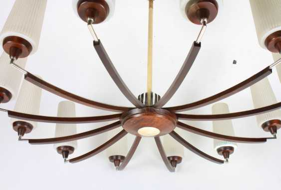 Ceiling chandelier 1950s - photo 2