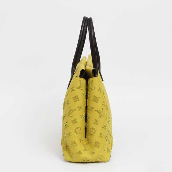 "LOUIS VUITTON exclusive sling bag ""W CASHMERE PM"", collection 2013. - photo 4"