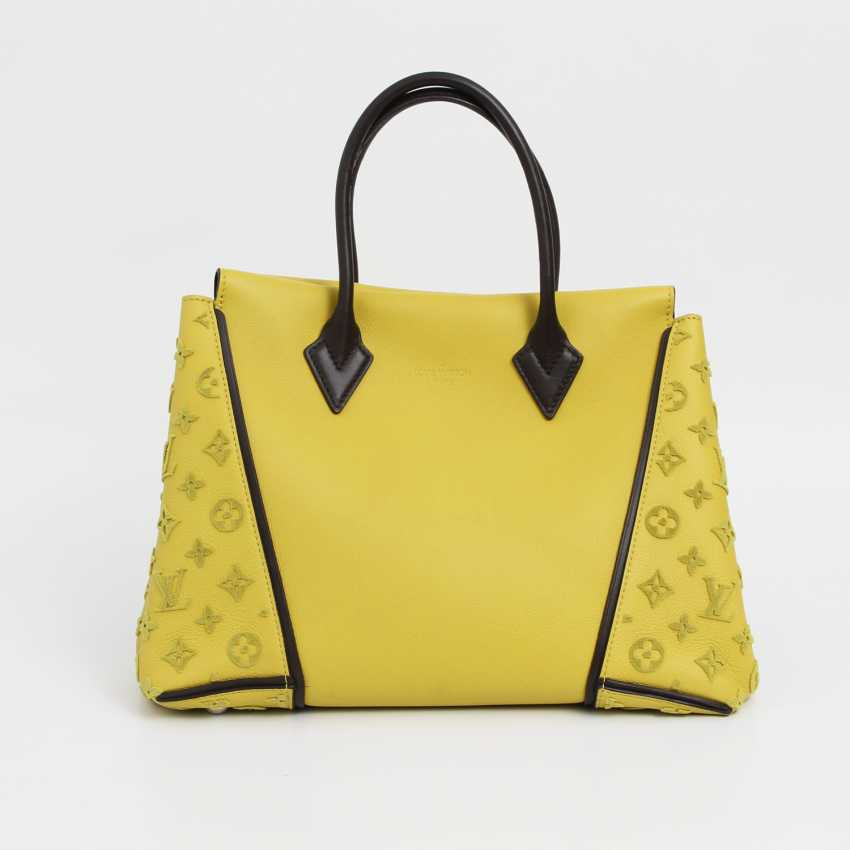 "LOUIS VUITTON exclusive sling bag ""W CASHMERE PM"", collection 2013. - photo 1"