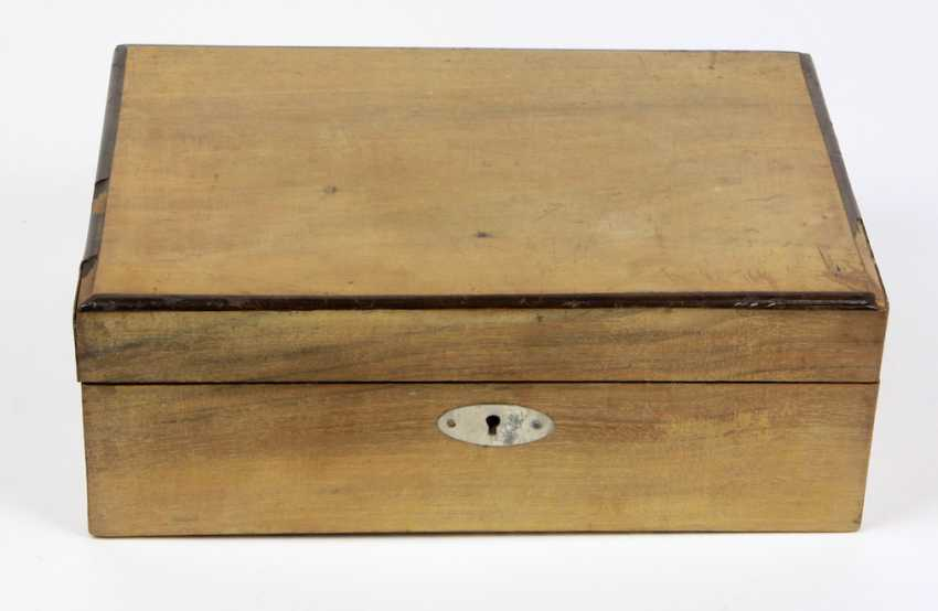 Biedermeier Casket 1840/60 - photo 1