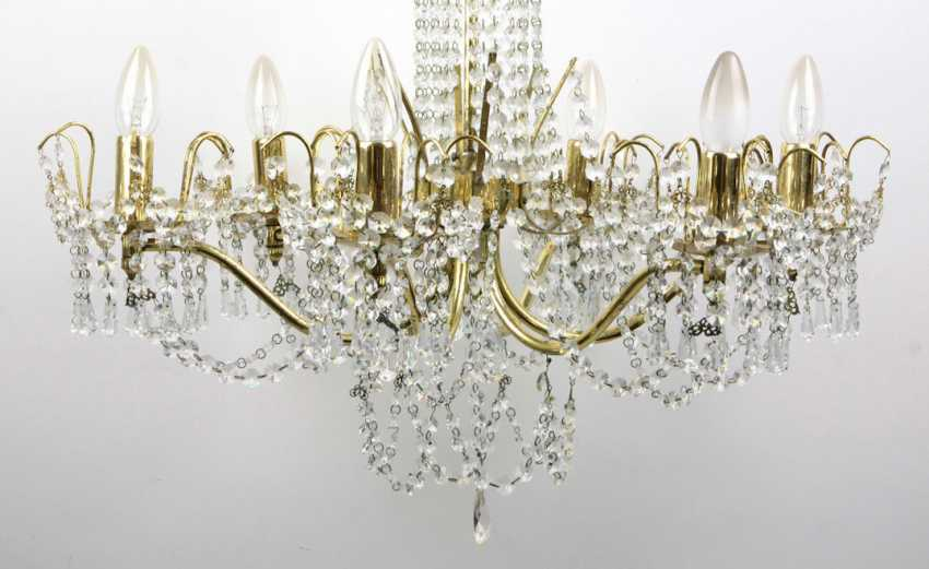 Crystal Ceiling Chandelier - photo 2